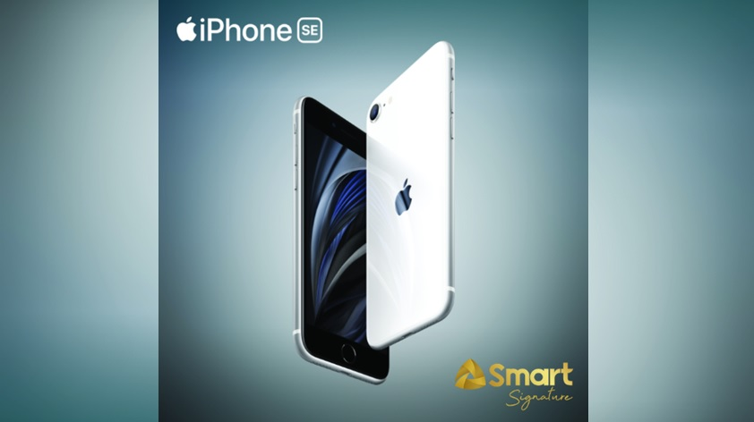 Smart's iPhone SE available in the Philippines on July 14
