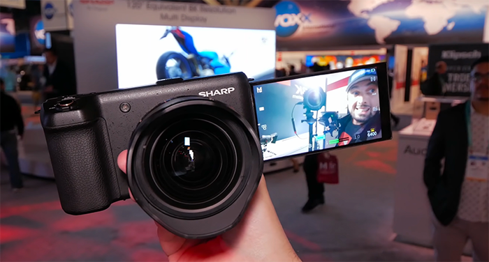 Sharp 8K MFT
