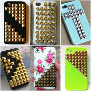 15 super maneiras de customizar capinha de celular