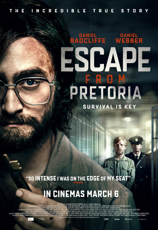 escape from pretoria poster