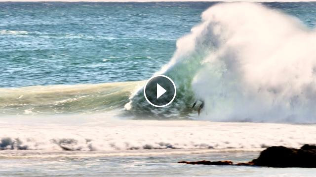 Surfing Snapper Rocks Dawn Session Thursday 16th September 2021