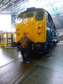 The National Railway Museum in York