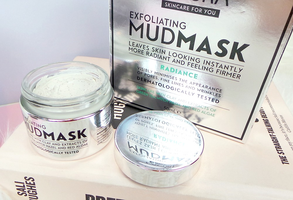 Lacura Exfoliating Mud Mask review