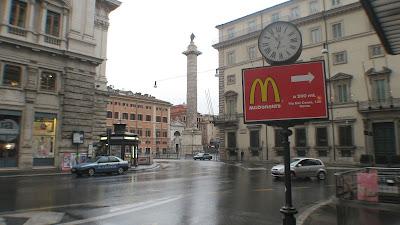 McDonald's do Vaticano vai distribuir cheeseburguers a moradores de rua
