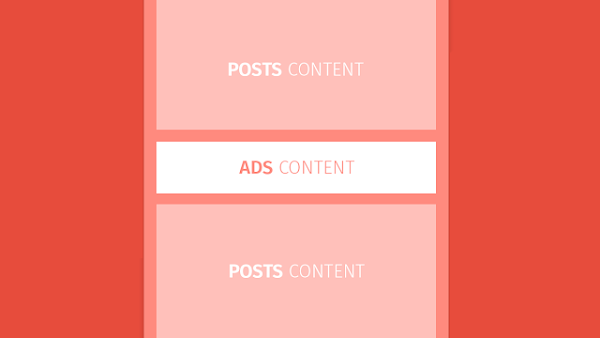 How to Install Adsense Ads in the Middle of Posts