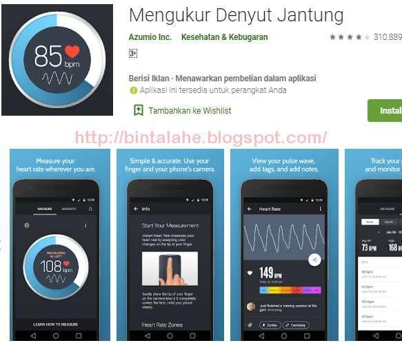 4 Aplikasi Pemantau Detak Jantung Terbaik Untuk Digunakan Saat Berlatih Ninna Wiends