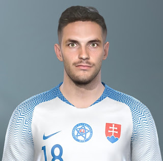 PES 2019 Faces Erik Sabo by Jarray & The White Demon