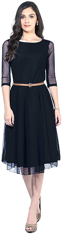 Trendz Creation A-line Dresses for Women Skater Dress
