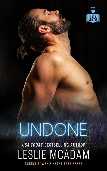 Undone by Leslie McAdam