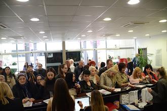 Τους 232 έφτασαν οι εμπορικοί επισκέπτες την πρώτη ημέρα της λειτουργίας του FSF