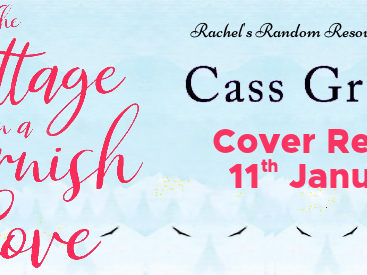 Cover Reveal: A Cottage in a Cornish Cove by Cass Grafton