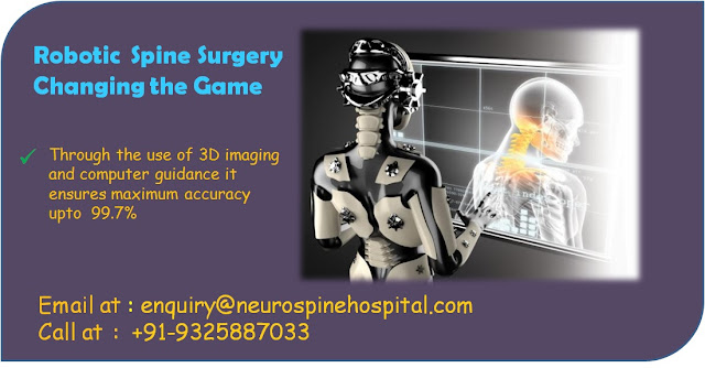 Robotic spine surgery changing the game in neurology and spine surgery