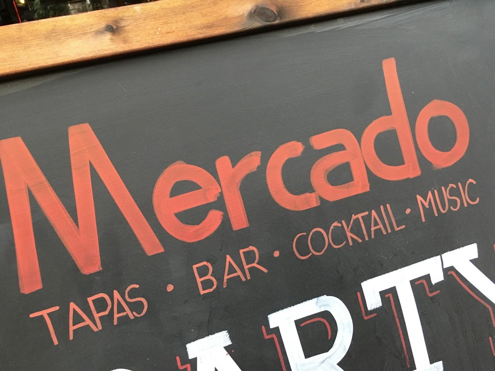 Fun Lunch Friday – Mercado, Merchant Square