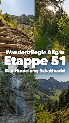 Wandertrilogie Allgäu | Etappe 51 Bad Hindelang-Schattwald/Tannheimer Tal 20