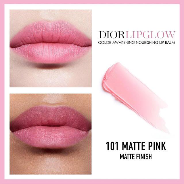 Dior Addict Lip Glow Color Matte Finish