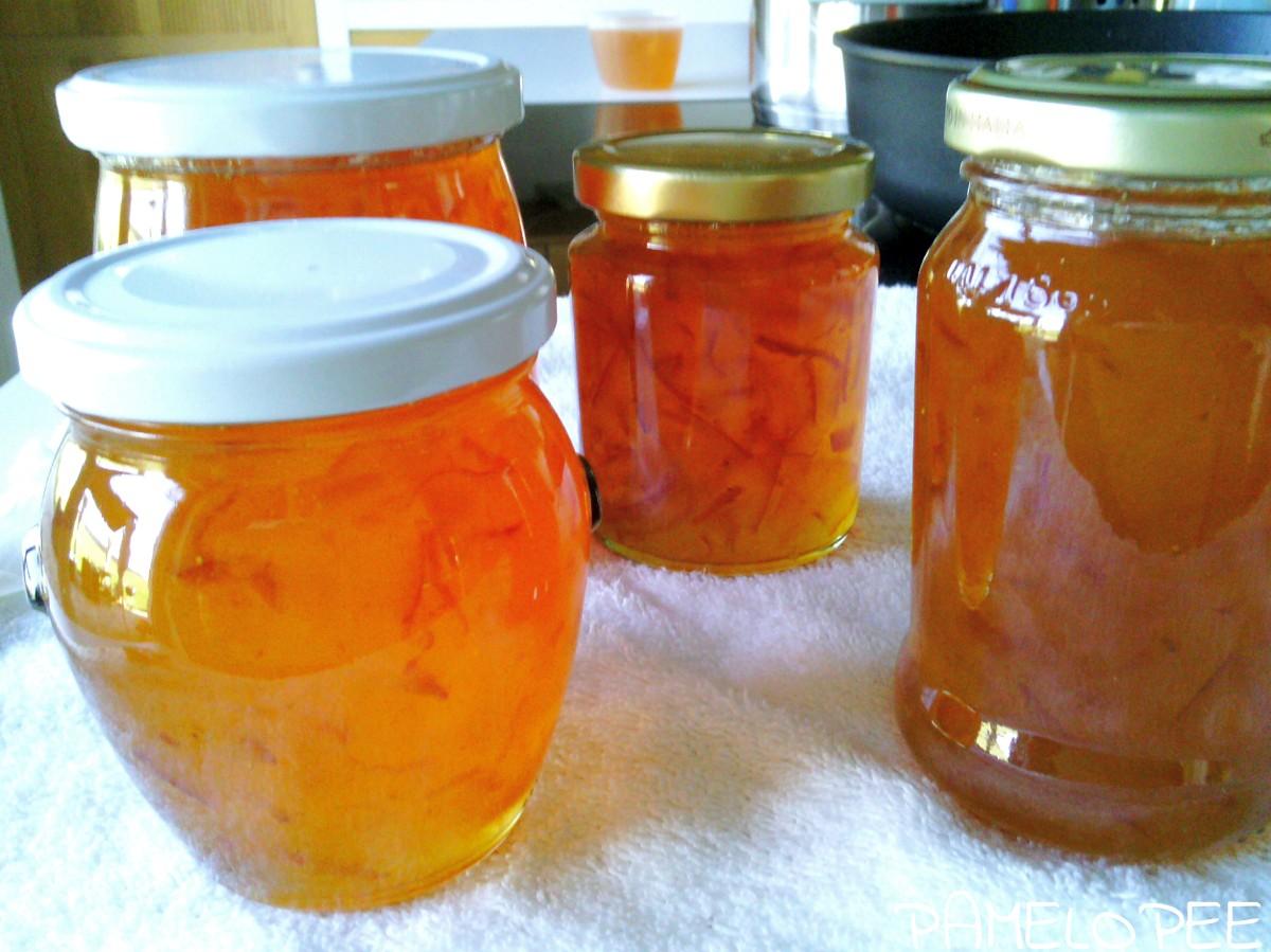 pamelopee marmelade kochen mit chivers fruchtzubereitung meine erfahrung. Black Bedroom Furniture Sets. Home Design Ideas