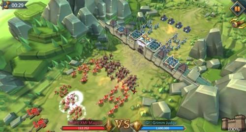 تنزيل لعبة lords mobile للجوال