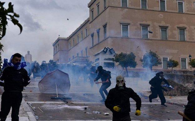 Γ.Γ. Αστυνομικών Υπαλλήλων: Να απαντήσει η φυσική ηγεσία γιατί έπεσαν χημικά
