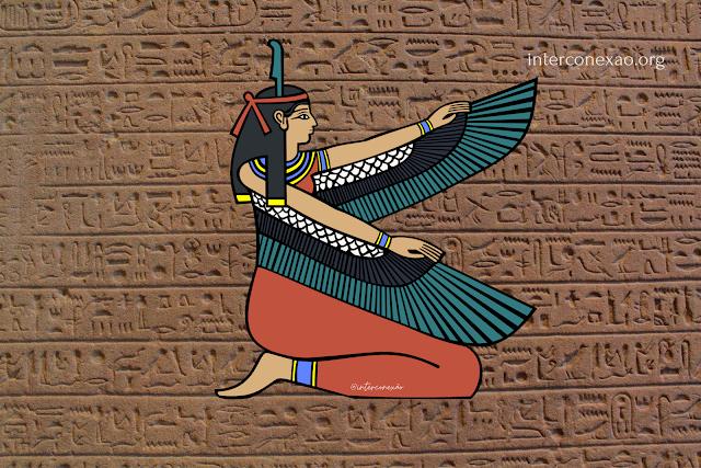 Deusa Ísis, a Grande Mãe Arquetípica, Deusa do Amor e da Magia