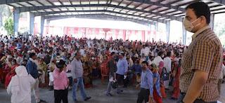 सेक्टर मजिस्ट्रेट संवेदनशील गांवों में प्रत्याशियों के साथ करें बैठक:डीएम  | #NayaSaberaNetwork