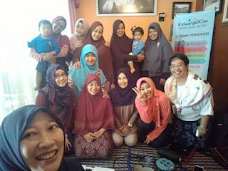 Komunitas Rangkul Semarang Diundang Ke KB-TK Daqu School