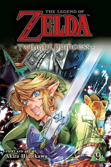Manga: The Legend of Zelda: Twilight Princess entrará en su climax en su décimo tomo.