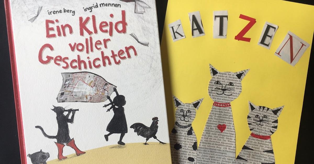 Kinderbuchblog Familienbücherei: Ein Kleid voller