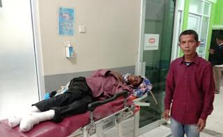Sakit Parah dan Terlantar di Negeri Orang, Pasien Ber-KTP Kabupaten Solok, Ditolak RSUD Arosuka