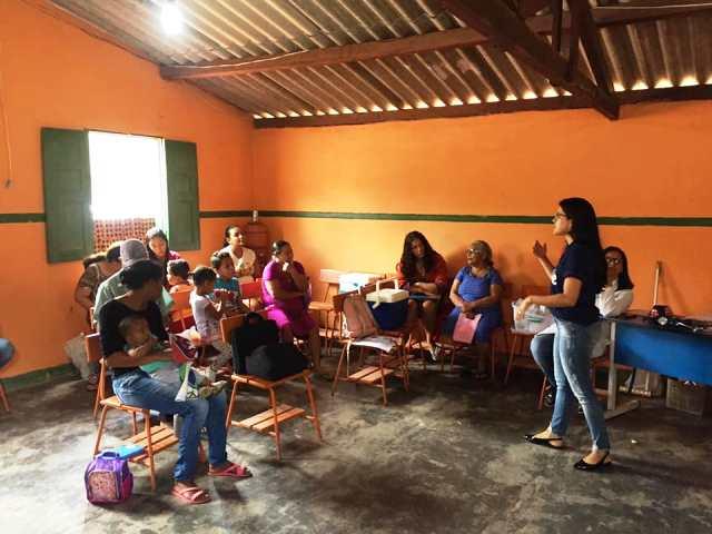 Secretaria municipal de saúde de Ibicoara promove ações sobre o Dezembro Vermelho