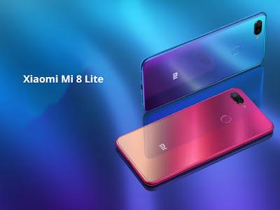 Spesifikasi, Harga dan Review  Xiaomi Mi 8  Lite