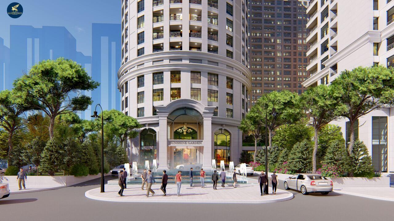 Sunshine Garden kiến tạo những chuẩn mực sống mới cho cư dân