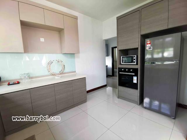 Turf Resort Penang Bungalow 4 bedroom For Rent Homestay  Holiday Penang Influencer Blogger Malaysia
