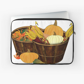 The Splendor of Autumn Laptop Sleeve