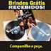 Brindes Grátis - Adesivos da Rádio Saudade FM