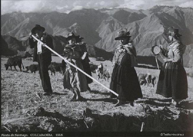 El fotógrafo del Ande