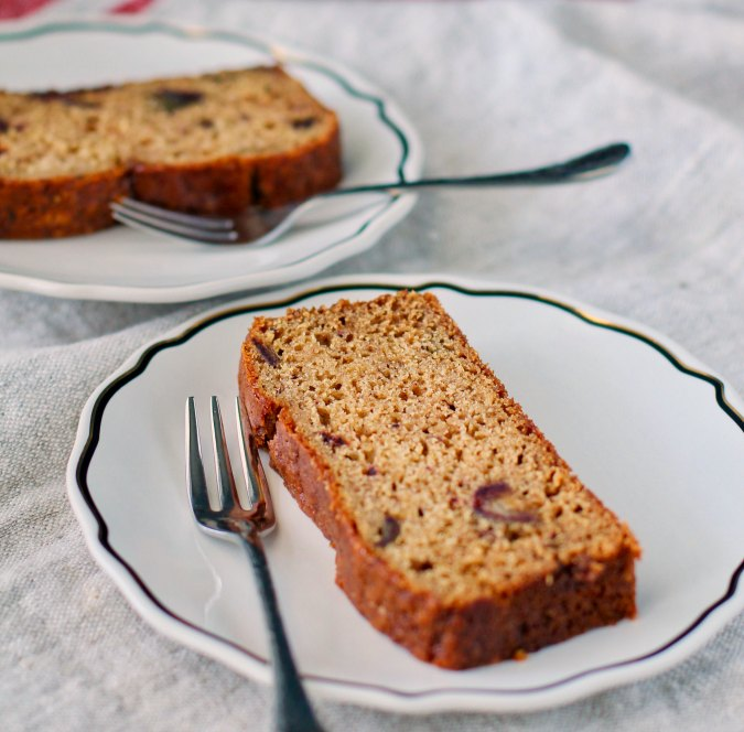 Date and Rooibos Loaf