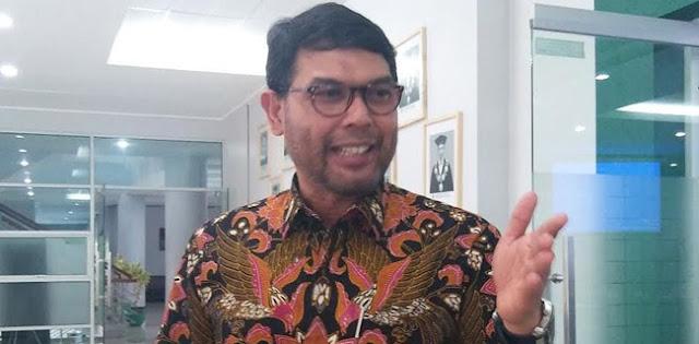 Komisi III DPR: Memangnya Mahfud MD Tidak Punya Perumpamaan Lain?