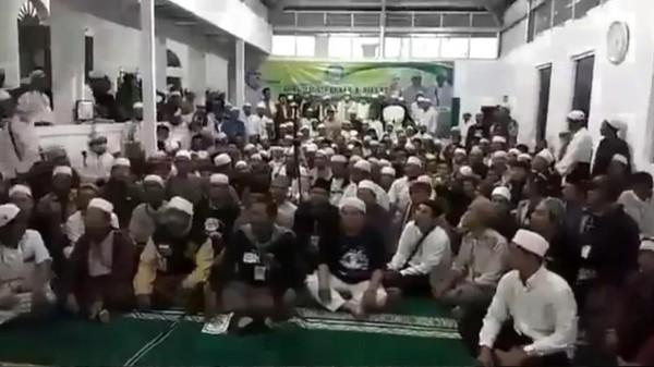 Heboh Deklarasi FPI Versi Baru di Bandung Barat