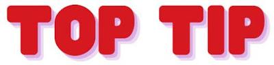 Top Tip Banner ©BionicBasil®