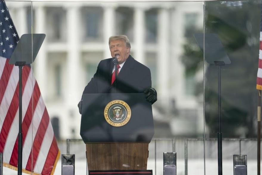 ΗΠΑ: Συζητήσεις για καθαίρεση και παραπομπή του Τραμπ