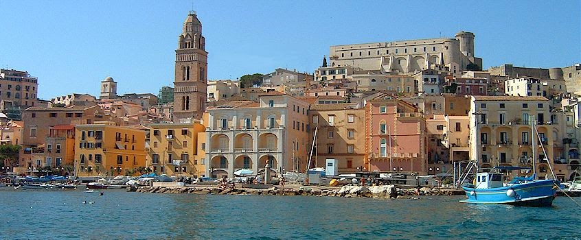 Gaeta - a good place to stay between Rome and Naples