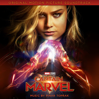 OST. Captain Marvel (2019)