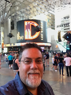 A photo of David Brodosi in Las Vegas