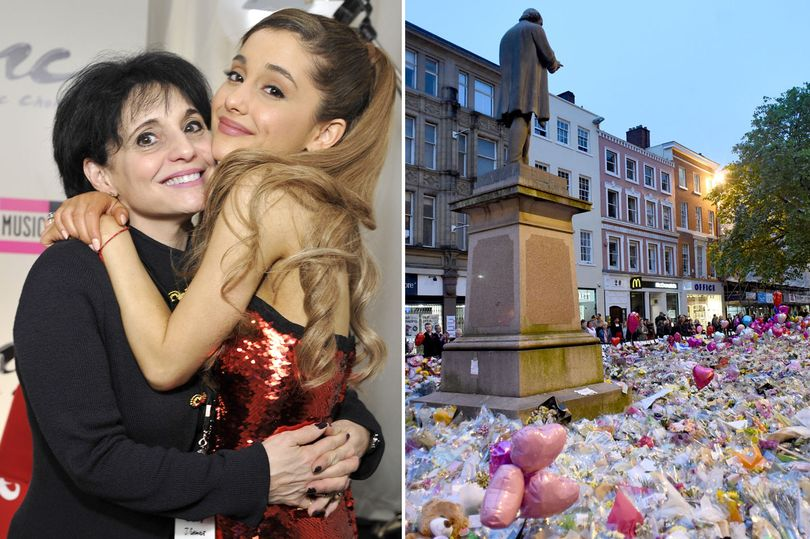 Ariana Grande's mum Joan pays tribute to Manchester terror victims: