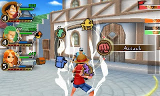 Download One piece Romance Dawn Iso untuk Android