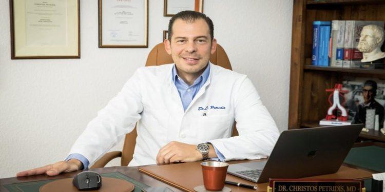 Ηπειρώτης γιατρός ο νικητής των Doctors' Choice Award 2020 στη Γερμανία!