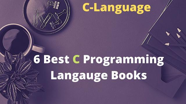 6 Best C Programming Language Books