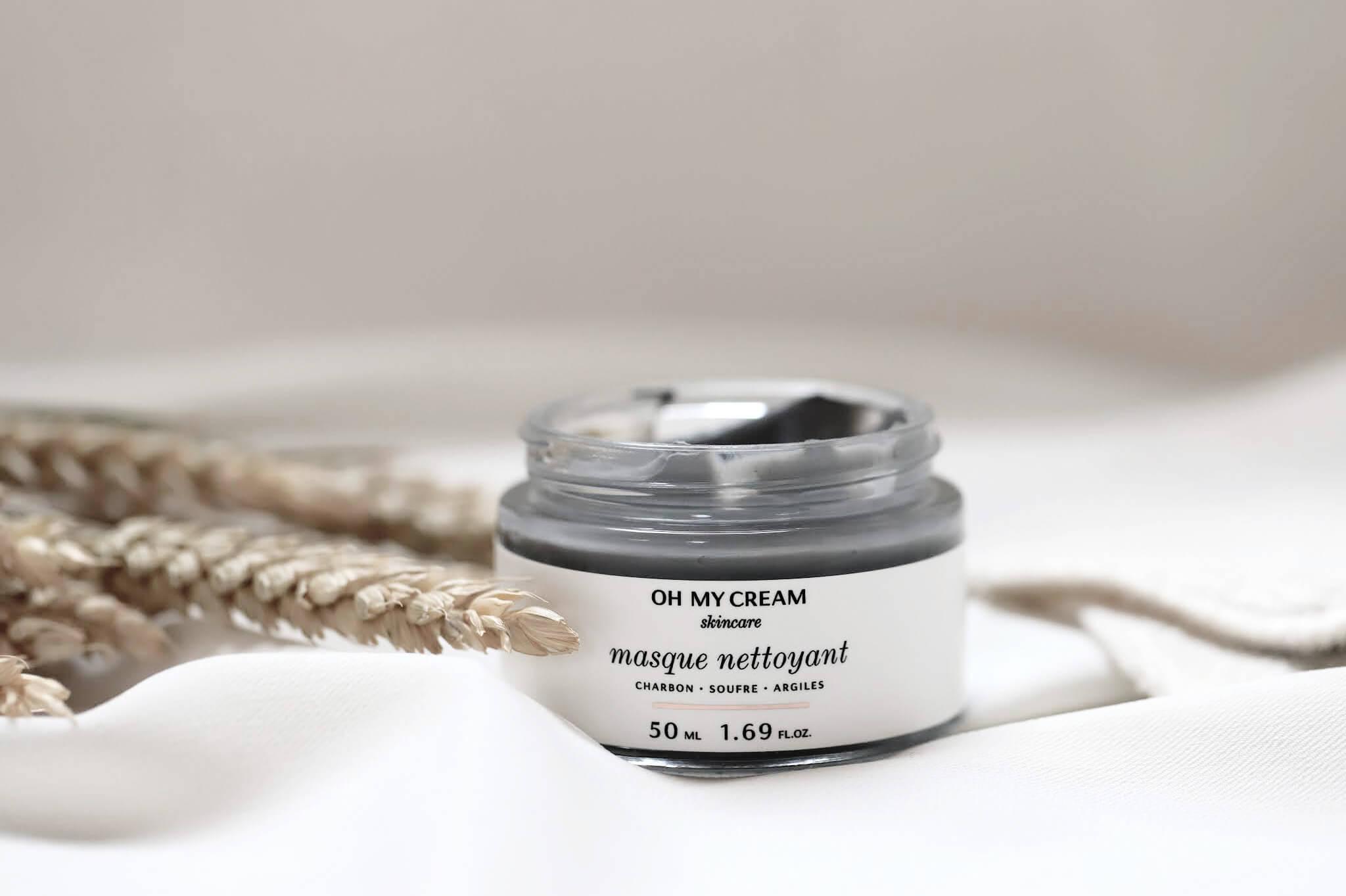 Oh My Cream Masque Nettoyant