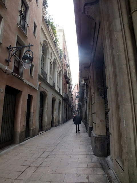 visitar el Barrio Gótico de Barcelona