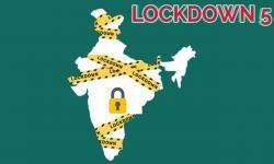 Lockdown 5 in India